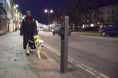 Responsive Street Furniture